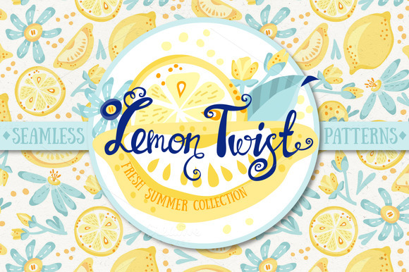 Lemon Twist Patterns