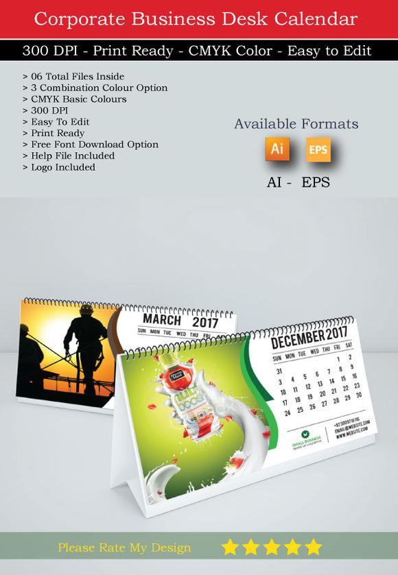 Calendar Self Made : Self made calendar free designtube creative design content