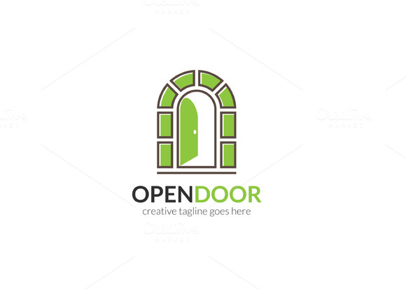 Door Logo Samples u00bb Designtube - Creative Design Content
