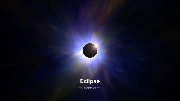 Eclipse Generator For FCPX