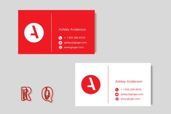 Free greetings cards photoshop blank mock up templates for Ups business cards templates