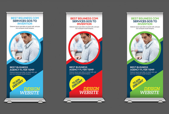 Pharmacy Signage Roll Up Banner