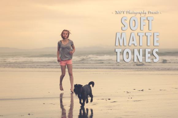 Soft Matte Tones Lightroom Presets