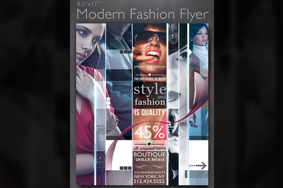 Modern Fashion Flyer