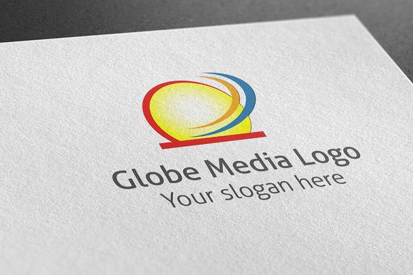 Globe Media Logo