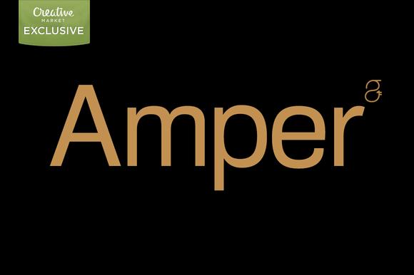 Amper ~ 50% Off