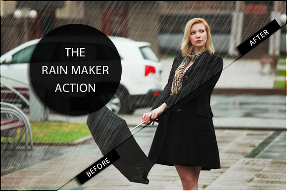 The Rain Maker Action