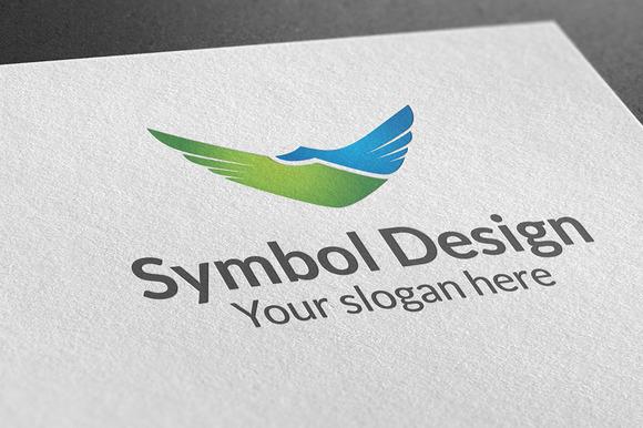 Symbol Design Logo