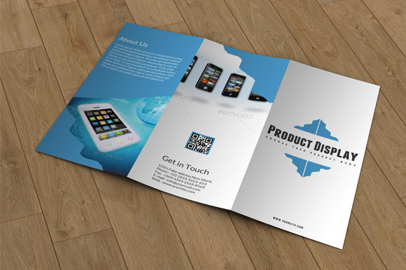 Produck Display Trifold-V01