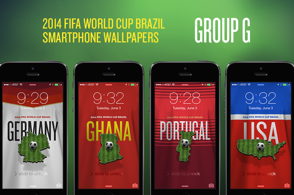 Group G World Cup 2014