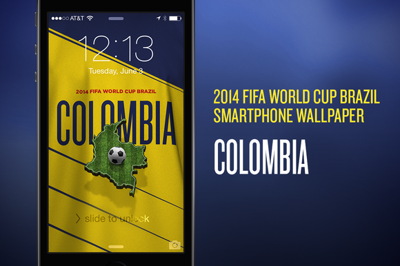 Colombia World Cup 2014