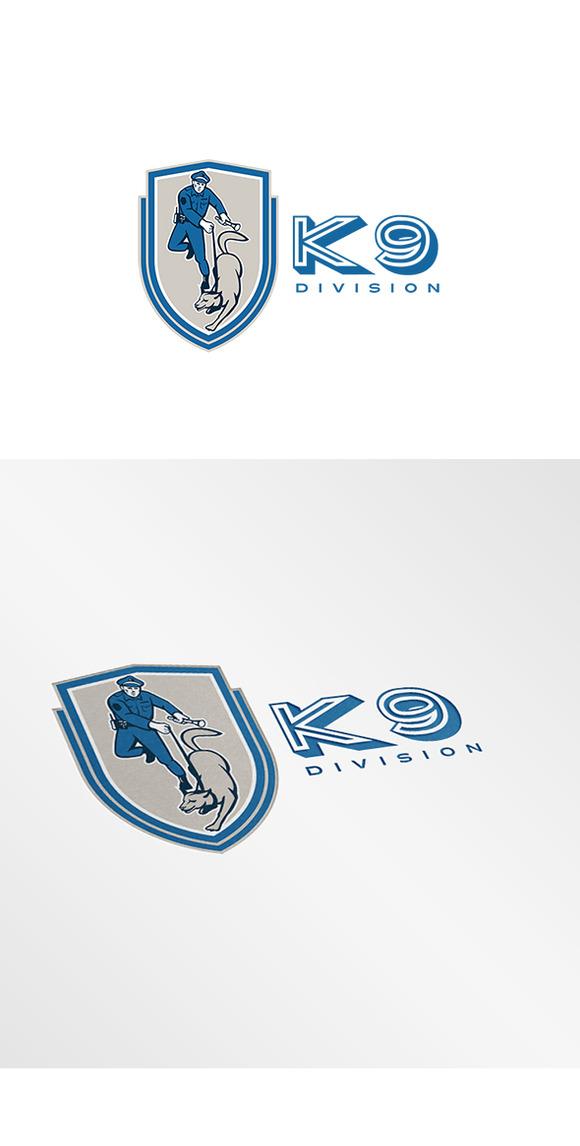 K9 Division Logo