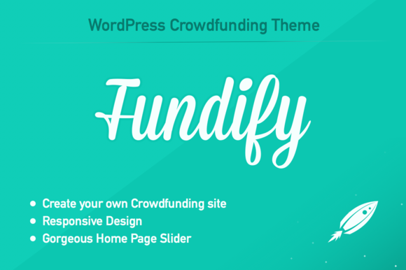 Fundify Crowdfunding Theme