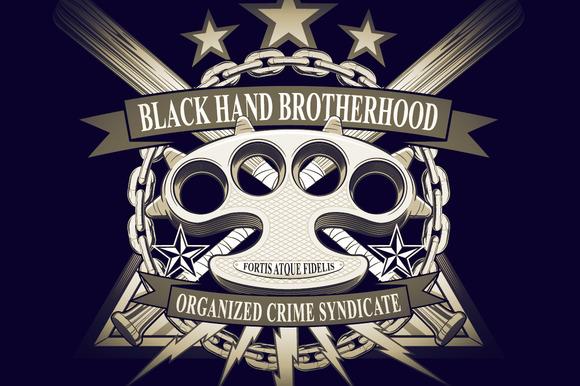 Crime Syndicate Illustration