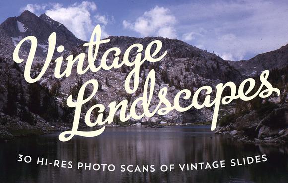 31 Vintage American Landscapes