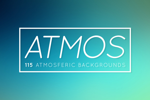 Atmos 115 Atmospheric Backgrounds