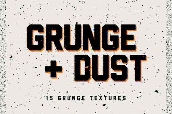Grunge Dust 15 Grunge Textures