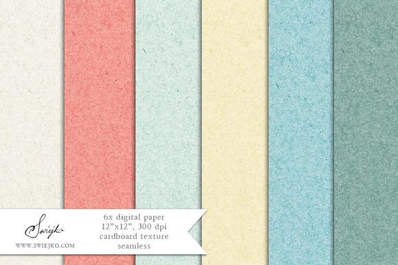 Paper Background Cardboard