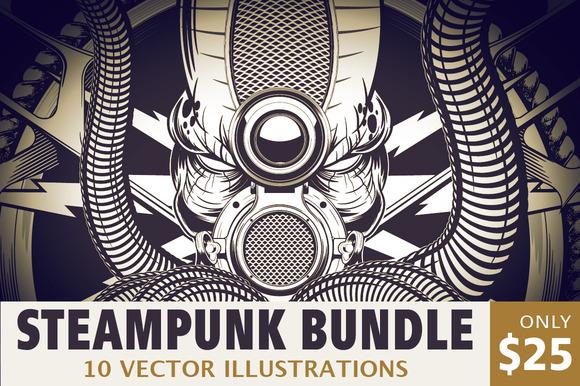 Steampunk Bundle