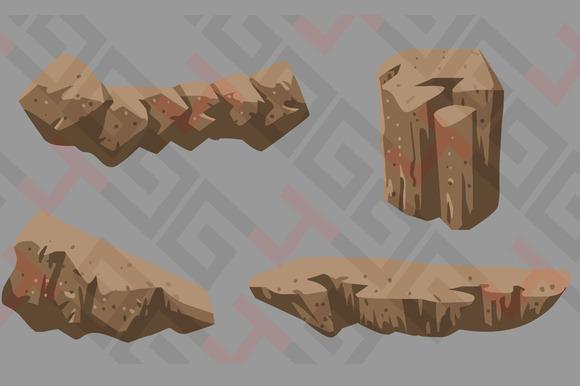 Platform Rocks 002