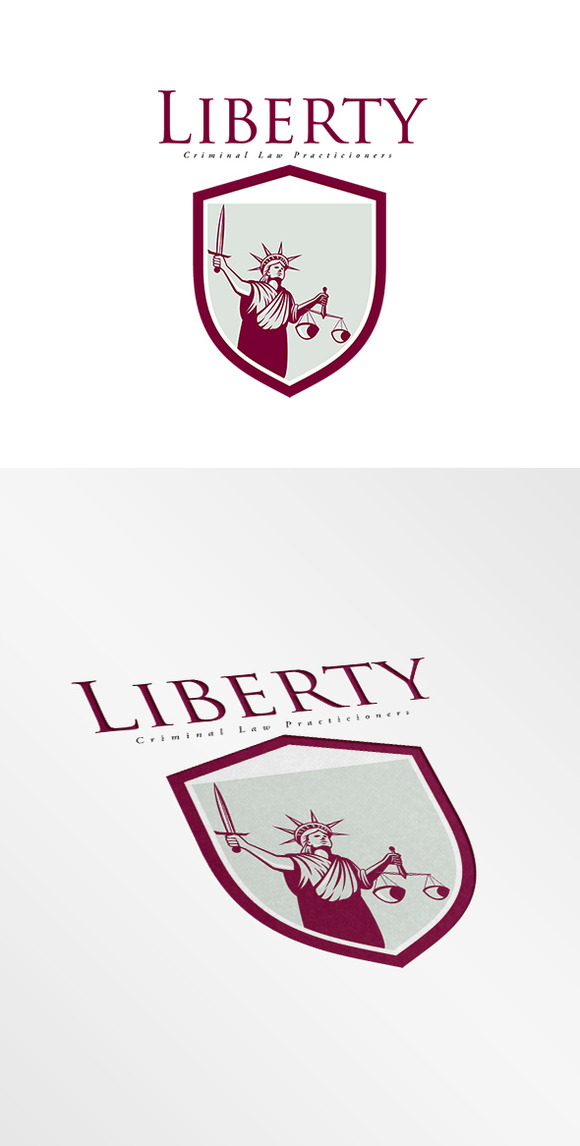 Liberty Criminal Law Practice Logo
