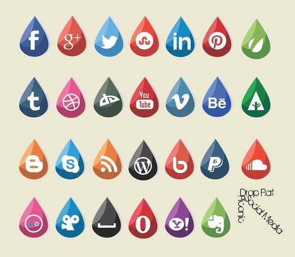 Social Media Piconic
