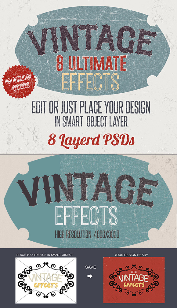 Vintage Retro Effects