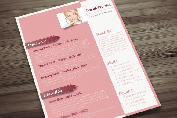Sophisticated Lady CV