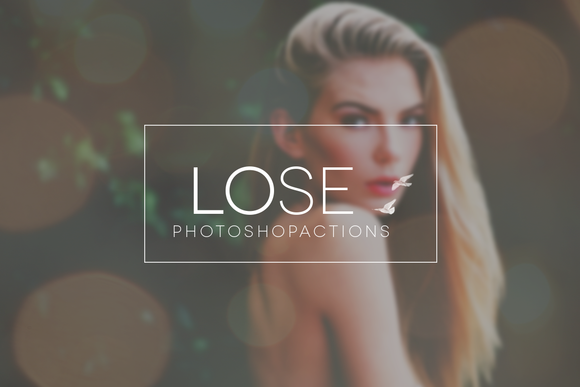 LOSE Photoshop ATN Actions