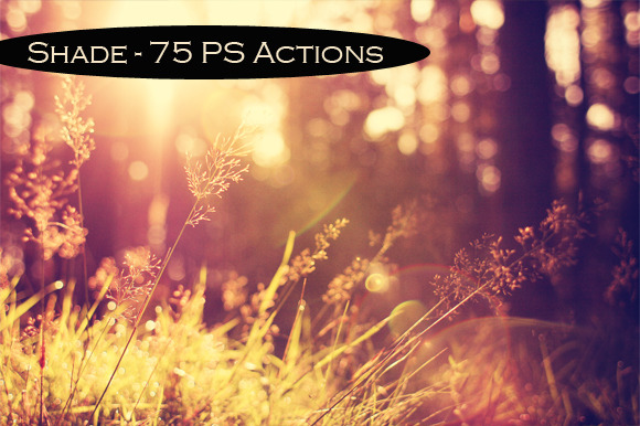Shade 75 PS Actions