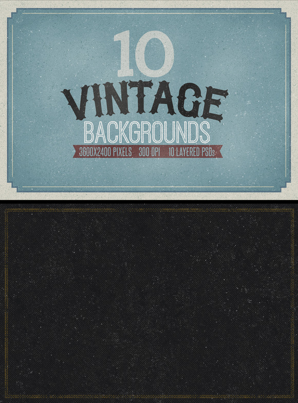 Vintage Textured Backgrounds