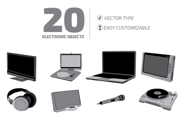 Electronic Objects