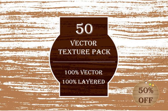 50 Unique Vector Textures