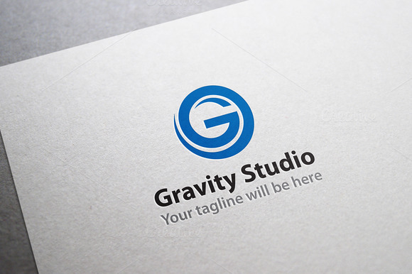 Gravity Studio Logo