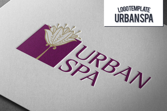 Urban Spa Logo