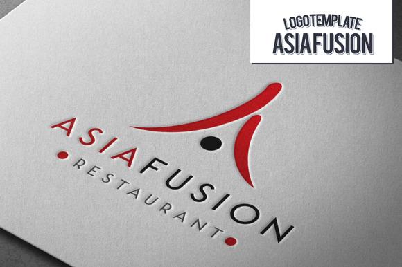 Asia Fusion Logo