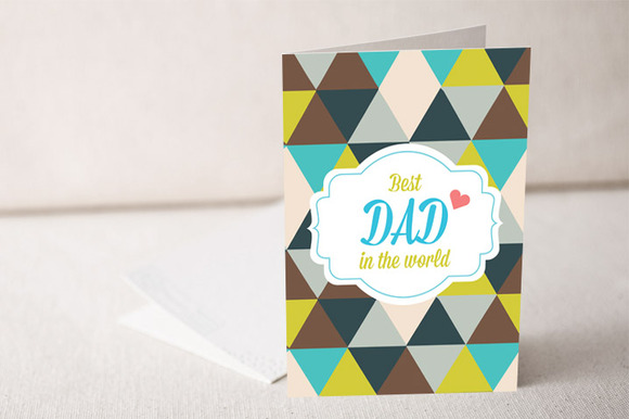 Father S Day Printable Card