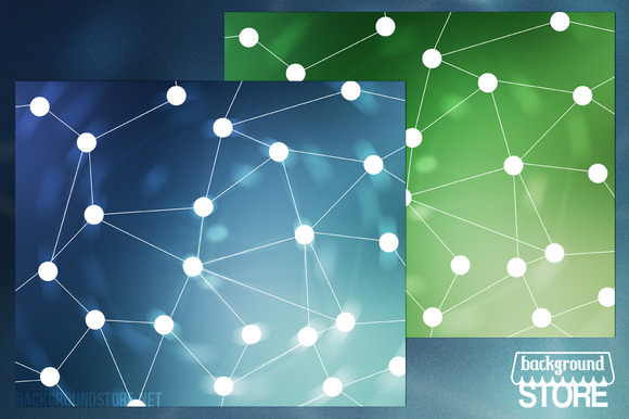 Web Network Image