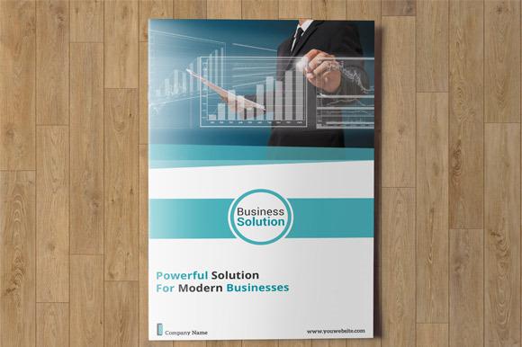Corporate Bifold Brochure-V04