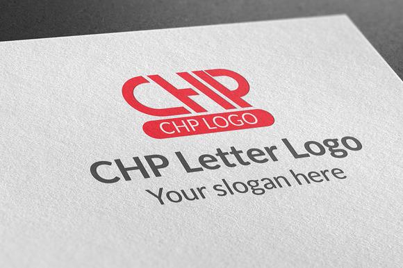 CHP Letter Logo