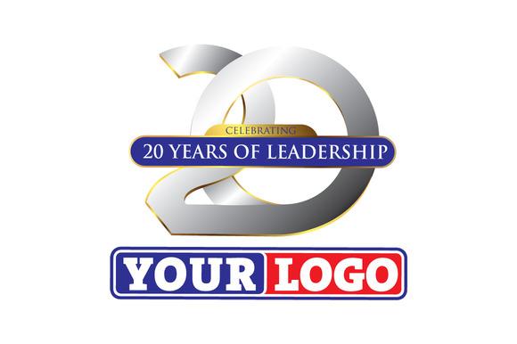 20 YEARS LOGO PACK