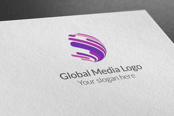Global Media Logo