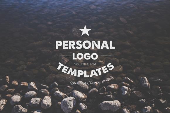 Personal Logos Vol 3