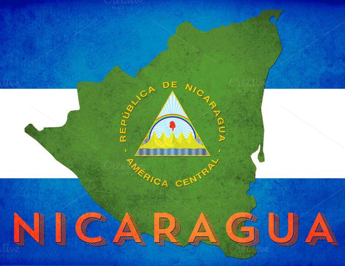 Nicaragua Poster