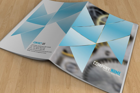 Bifold Business Brochure-V05