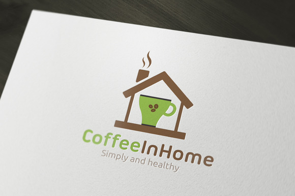 Coffee In Home Logo