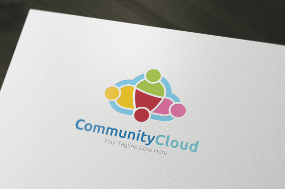 Community Cloud Logo