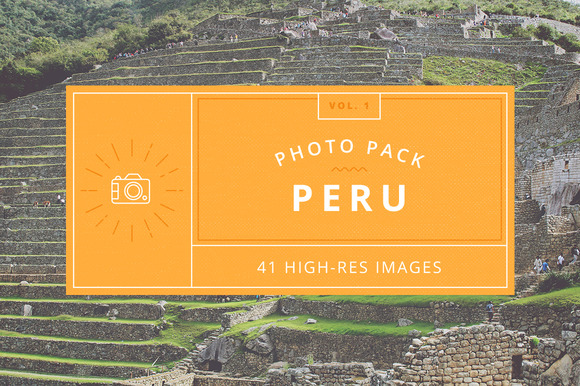 Peru Photo Pack Vol.1