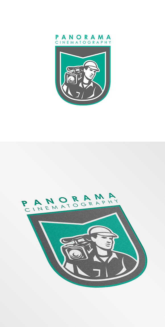 Panorama Cinematography Logo