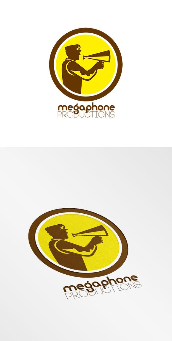 Megaphone Productions Logo